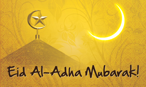 eid ul adha on thursday sept 24th eid mubarak mcnj