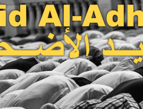 Eid-ul-Adha Salah Details Sept 24th 2015
