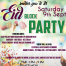 Eid Party Flyer FD