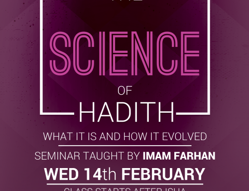 Science of Hadith Seminar