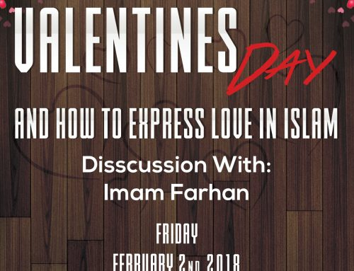 How to express Love in Islam (Program on Valentine day)