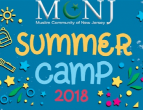 MCNJ Summer Camp 2018