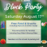 Eid Block Party